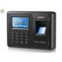 Buy cheap Hotel Company Biometric Door Access Controller  110/220VAC Input from wholesalers