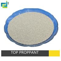 Buy cheap 20/40 Mesh Ceramic Proppant with API Certification from wholesalers