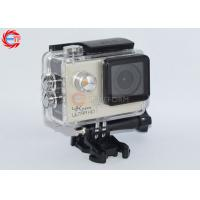 Buy cheap Real 4K 24fps Mini Action Camera Fixed Focus HD Sports DV Multi Language product