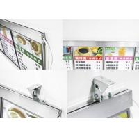 Buy cheap Led Menu Board Display System Illuminated Menu Display Light Box from wholesalers
