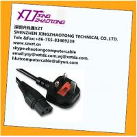 Buy cheap Factory product power cable for Desktop and Laptop computer from wholesalers