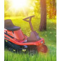 Buy cheap Hot sale  ride on lawn mower grass cutter for real grass and artificial grass from China from wholesalers