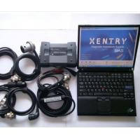 Buy cheap Mercedes Benz Star Diagnosis Tool C3 With Xentry, DAS, EPC.net, SD Media from wholesalers