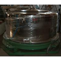 Buy cheap 500kg Hydro Extractor Machine (SWE301-1500) from wholesalers