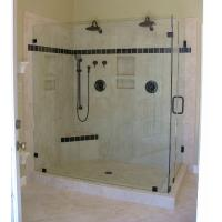 Buy cheap quadrant sliding door bathroom shower enclosure from wholesalers