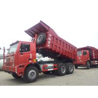 Buy cheap ZZ5707S3840AJ 70 Tons Industrial Mining Tipper Trucks Volume 30m3 And 371hp from wholesalers