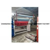 Buy cheap High Performance Textile Inspection Machine , Fabric Rolling Machine 3.5KW from wholesalers