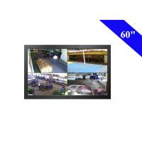 Buy cheap CCTV LCD Monitor Display 60 Inch With 3D Digital Image Decode Chipset from wholesalers
