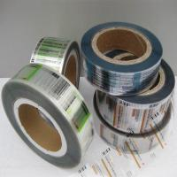 Buy cheap OEM Printed PVC / PET Shrink Sleeve Labels For Beverage Bottles from wholesalers