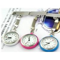 Buy cheap New Nurse Brooch Clip Pocket Watches ,triangle watch,luminous watch, Nurse watch from wholesalers