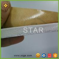 Buy cheap Reflective Aluminium Foil Colorful XPE foam insulation material with adhesive backed from wholesalers
