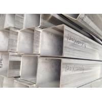 Buy cheap ASTM AISI Rectangular Stainless Steel Tube with 1000mm - 18000mm Length from wholesalers