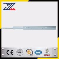 Buy cheap Baosteel Cold Rolled Plate Sheet Metal Stamping / Riveting Ball Bearing Drawer Slides from wholesalers