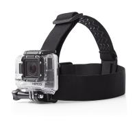 Buy cheap Head Strap Mount for Gopro Hero 4 3+ 3 2 1 Camera Accessories Headband Strap from wholesalers