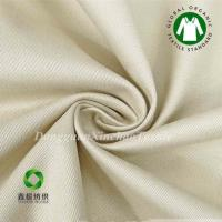 Buy cheap Wholesale supplier Organic Cotton Elastic Stretch Fabric made in china from wholesalers
