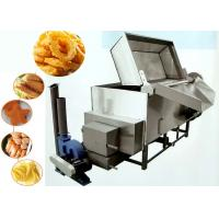 Buy cheap Coal Type Deep Fryer Machine Stainless Steel Material Long Life Non Odor from wholesalers