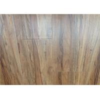 Buy cheap Unilin Click Exotic Handscraped DIY Hardwood Floor U Bevel Pressed 12mm CE from wholesalers