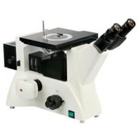 Buy cheap bright field , dark field and polarization observation system Inverted Metallurgical Microscope from wholesalers