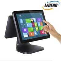 Buy cheap 12 LED Display Touch Screen Pos Cash Register CJ Legend A5D Desktop PC Computer from wholesalers