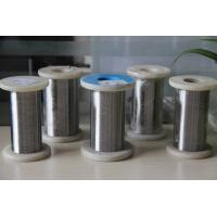 Buy cheap Corrosion Resistant Inconel 625 / UNS N06625 / 2.4856 Nickel Alloy Wire from wholesalers