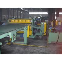 Buy cheap Cut To Length Machines , Steel Coil Slitting Line For Construction from wholesalers