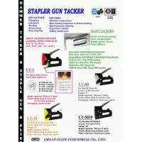 Buy cheap Staple Gun Tacker from wholesalers