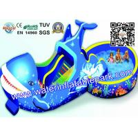 Buy cheap Summer Ultimate Amusement  Dolphin Water Park  With swimming Pool from wholesalers