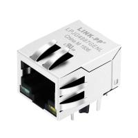 Buy cheap JXD0-0002NL , LPJG4887GENL 1000Base-t Rj45 Pinout Magnetics Connector from wholesalers