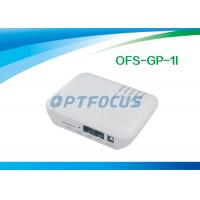 Buy cheap H.323 , VOIP GSM SIP Gateway / Voip Gateway Service 1 Channel 0.40kg Voice prompts from wholesalers