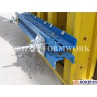 Buy cheap Steel Formwork Tie Rod System With Dywidag Thread , Flanged Wing Nut and Water product