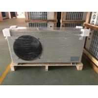 High temperature water to water heat pump electric heat - Swimming pool ground source heat pump ...