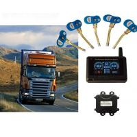 """Buy cheap 22 Wheels with 2.8"""" LCD Display Trailer TPMS Tire Pressure Monitoring System product"""