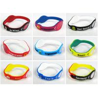 Buy cheap 2014 super wristband Brazil World Cup silicone wristband from wholesalers
