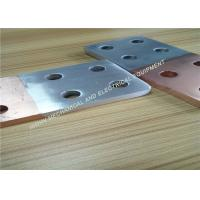 Buy cheap High Bonding Strength Electrical Bus Bar Flash Weld Substation Fittings from wholesalers