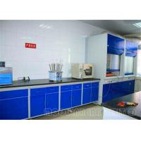 304sus Wooden Laboratory Work Benches For Pharmaceutical
