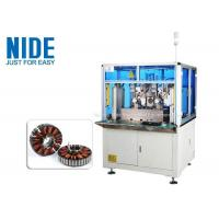 Buy cheap Automatic Blower motor coil winding machine BLDC armature rotor needle winding machine from wholesalers
