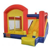 Buy cheap Multi Function Inflatable Bounce House With Slide Jumpers Bounce Houses from wholesalers