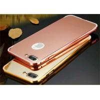 Buy cheap Colorful Cell Phone Protective Covers Electroplating Painting Mobile Phone Shell from wholesalers