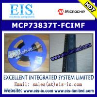 Buy cheap MCP73837T-FCIMF - MICROCHIP - Advanced Stand-Alone Li-Ion / Li-Polymer Battery Charge Management Controller product