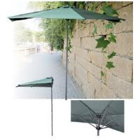 Buy cheap Wall Sun Parasol Patio Market Umbrella / Patio Half Umbrella for Backyard from wholesalers