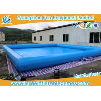 Buy cheap Funny Games Inflatable Water Pool For Chridren For Adult With Size Customized from wholesalers