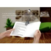 Buy cheap Flexible Led Clip On Book Light from wholesalers