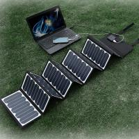 Buy cheap High efficient 60w  Solar Panel Charger Waterproof Solar Charger for Mobile Laptop from wholesalers