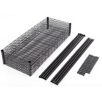 Buy cheap Strength Steel Storage Shelves , Smart Storage Metal Wire Shelving Easy To Install from wholesalers