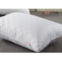 Buy cheap Luxury Hotel Collection Pillows And Hotel Style Pillows For Adult Comfortable from wholesalers