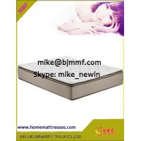 Buy cheap wholesale pillow top sleep well twin size factory mattresses prices from wholesalers
