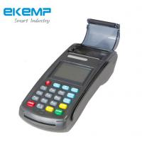 Buy cheap GPRS Handheld Pos Terminal with Receipt Printer for E-voucher, E-topup (N8110) from wholesalers