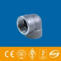 Buy cheap ASTM forged pressure pipe fittings 45 degree sw elbow from wholesalers