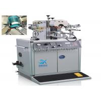 Buy cheap Semi - Automatic 700W Hot Foil Stamping Machine For Irregular Shape product