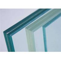 Buy cheap Decorative Clear Tempered PVB Laminated Glass / Tempered Safety Glass For Stairs from wholesalers